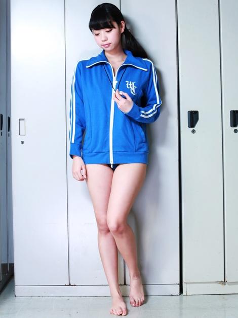 Digital Photobooks : ( [解禁グラビア写真集] - |2015.07.03| Hikaru Aoyama : 爆乳Iカップコーチ )