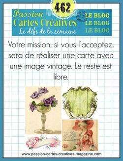 Passion Cartes Créatives #462 !