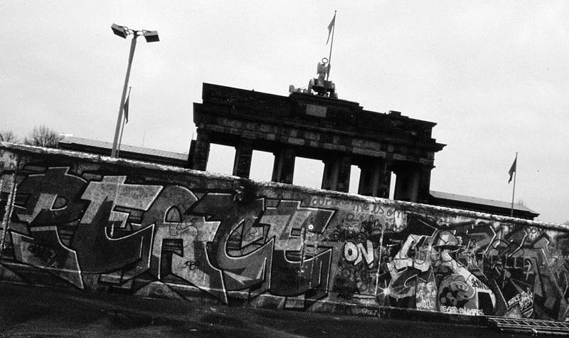 Il y a 30 ans, la chute du mur de Berlin (1-5)