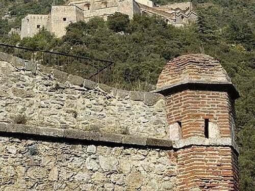 Villefranche de Conflent ( Pyrénées Orientales )