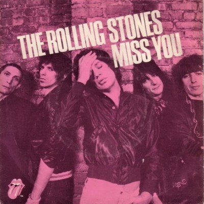 Rolling Stones - Miss You - 1978