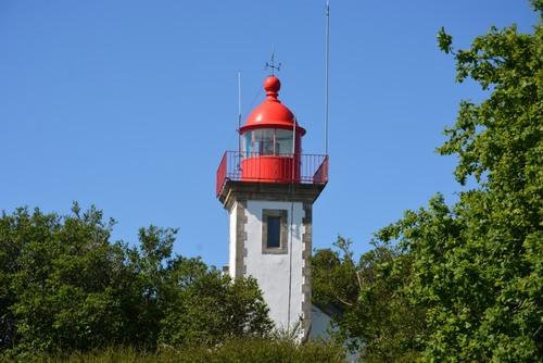 Finistère - phare de la pointe de Morgat