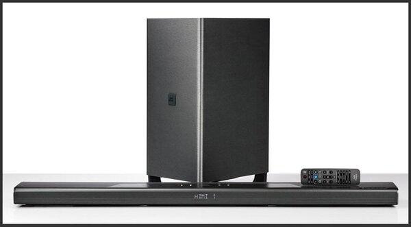 [Test matériel] Philips Fidelio B8 : la barre de son qui se la joue Atmos