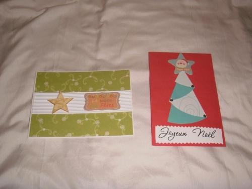 Deux nouvelles cartes