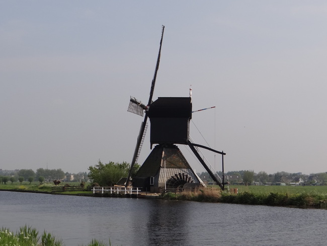 Kinderdijk - Hollande