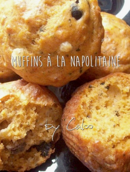 Muffins à la napolitaine
