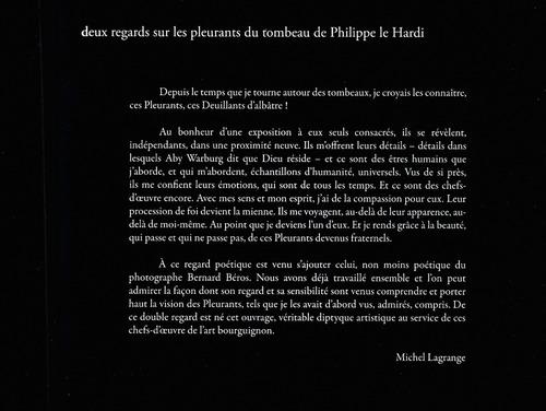 Michel Lagrange publie un très bel ouvrage poétique magnifiquement illustré...