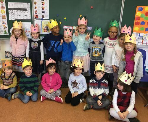 Des reines et des rois