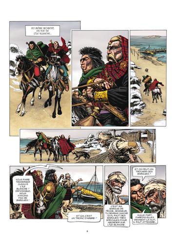 La Grande Quête de Jean-Pierre Pécau & Igor Kordey & Leonard O'Grady - Keltos, tome 2