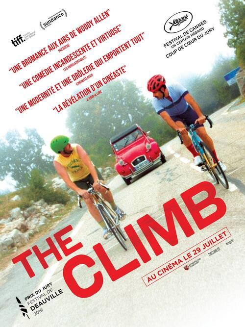 THE CLIMB, 2 nouveaux extraits de la comédie coup de cœur du Jury du Festival de Cannes !