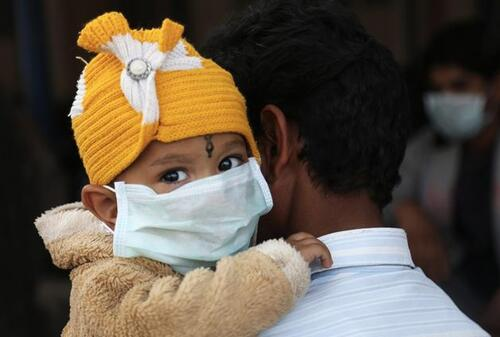 La grippe porcine tue en Inde