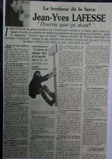 112. Jean-Yves Lafesse - humoriste