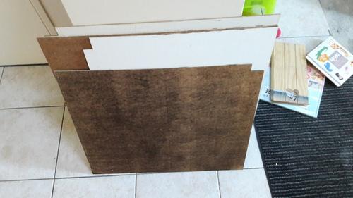 DIY rangement puzzle en bois