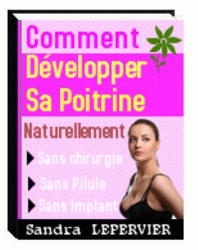 Télécharger Comment développer sa poitrine naturellement pdf gratuit