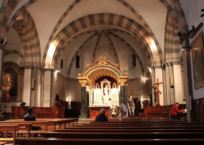 2 Sanctuaire Notre Dame du Laus (49)