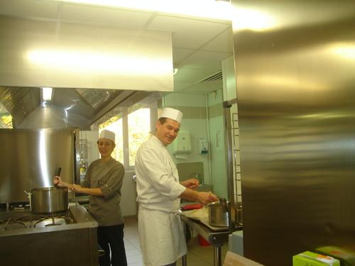 L'interview de Christophe le cuisisnier