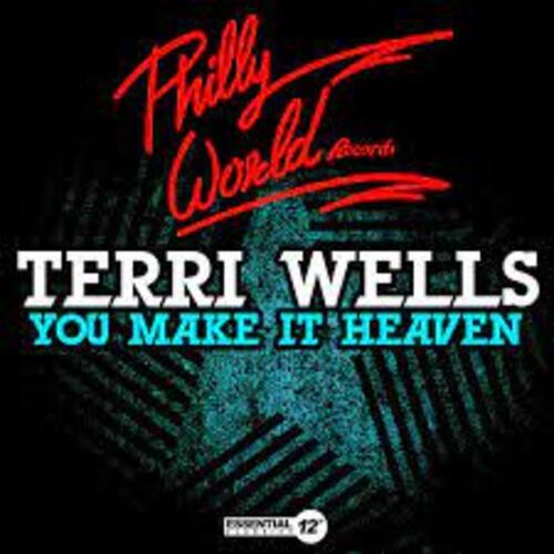 WELLS, Terri - You Make It Heaven (Hits, 1980-)