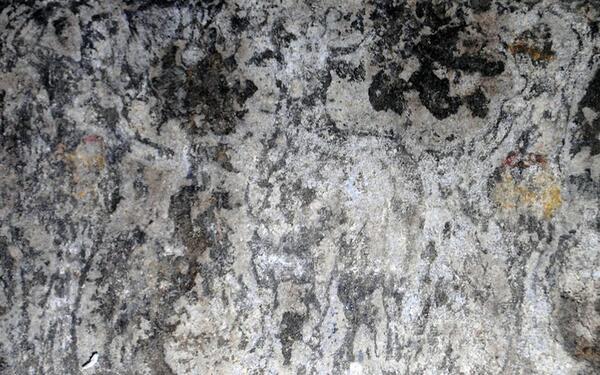 Amphipolis : peintures