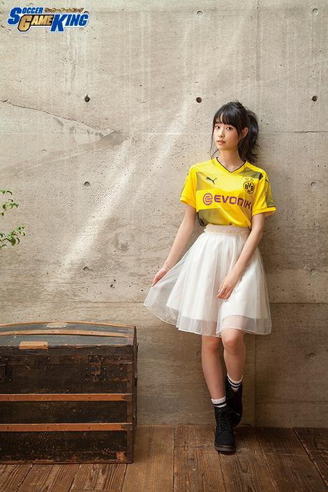 WEB Magazine : ( [SOCCER KING WEB - SGK Media] - |Photo gallery - SOCCER GAME KING - 2017.12 / Vol.70| - Hikaru Takahashi )