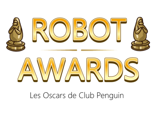 Robot Awards 2015