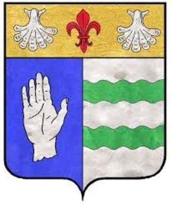 Blason de Saint Méloir des Ondes