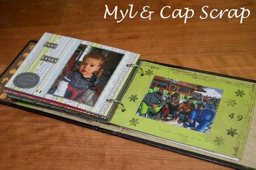 Mylène - 2012 en 52 pages