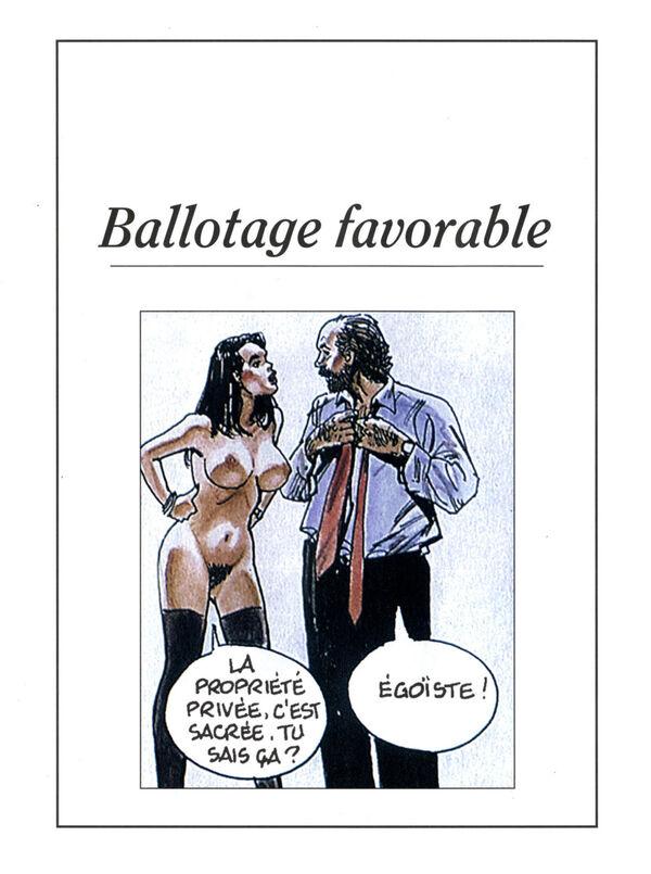 Ballottage favorable