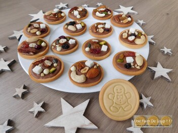 Noël 2018 : Toutes mes gourmandises