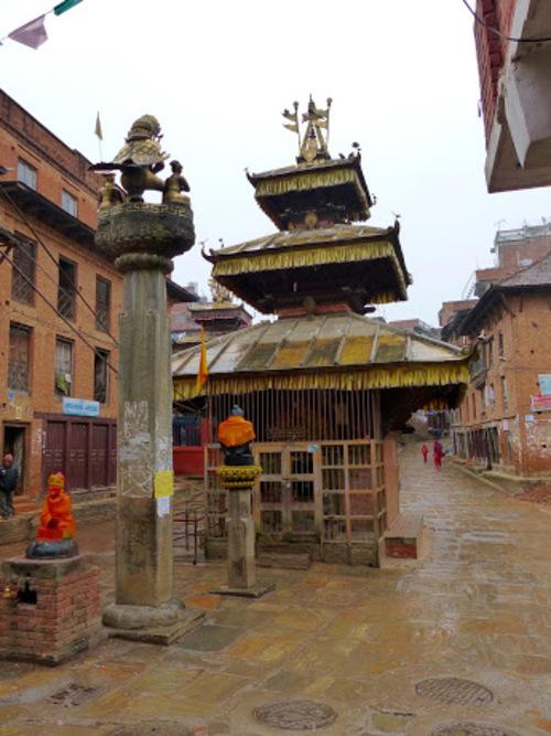 quelques petits temples