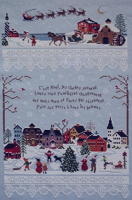Noël 2014 ... ouvrage de Corentin