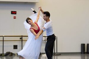 dance ballet dance ballet class studio