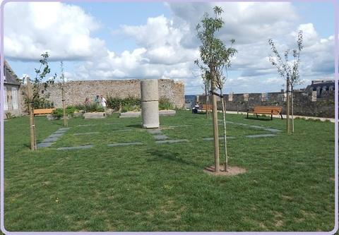 Jardin des Passeurs et Hortus à Avranches