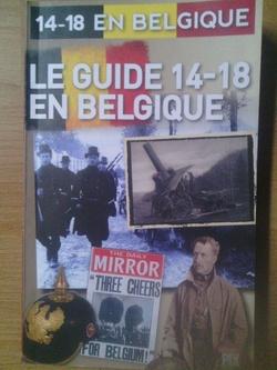 Chronique du guide 14-18 en Belgique