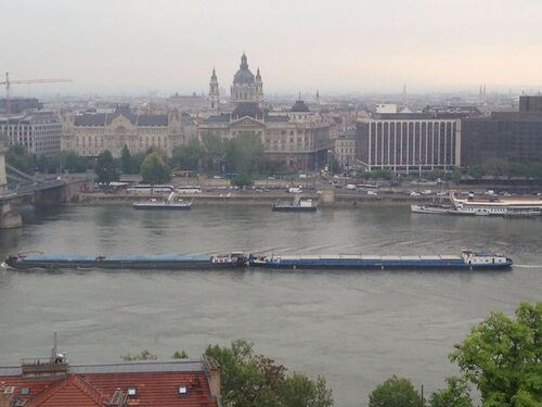BUDAPEST :la magnifique