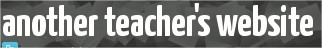 Another teacher's website