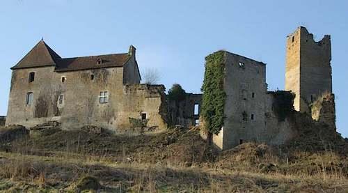 Château d'Oricourt (Franche-Comté)