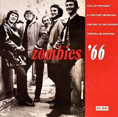 ZOMBIES, Time of the Season (1968)  MP3 POP
