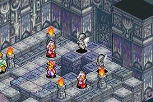 Final Fantasy Tactic Advance - Chapitre 18 - Sable dormant