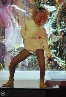 PHOTO DE RIHANNA AUX BRIT AWARDS 2012