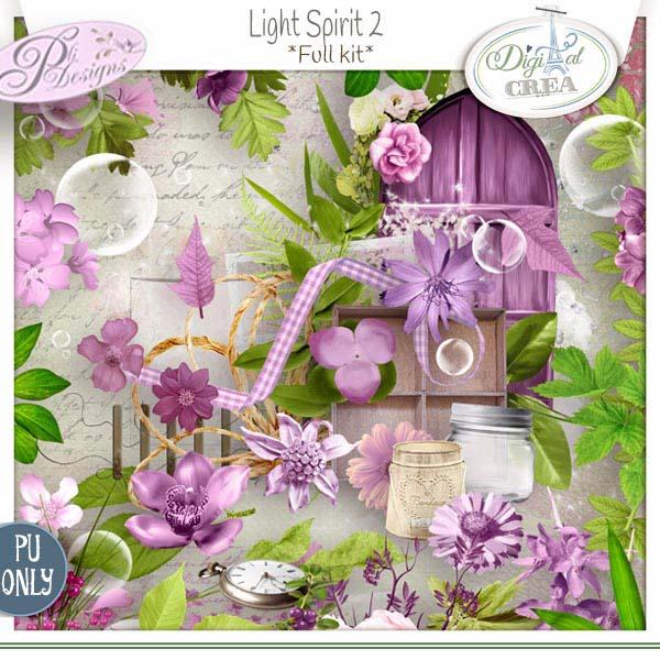 LIGHT SPIRIT 2 by PLI DESIGNS
