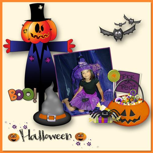 So cute halloween