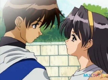 First kiss monogatari