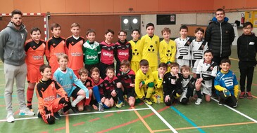 Stages estival de football et futsal