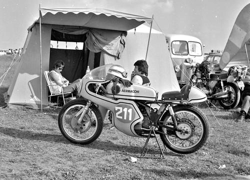 "Le ""Miyon"" 1972 à Magny-Cours : enfin la course !"
