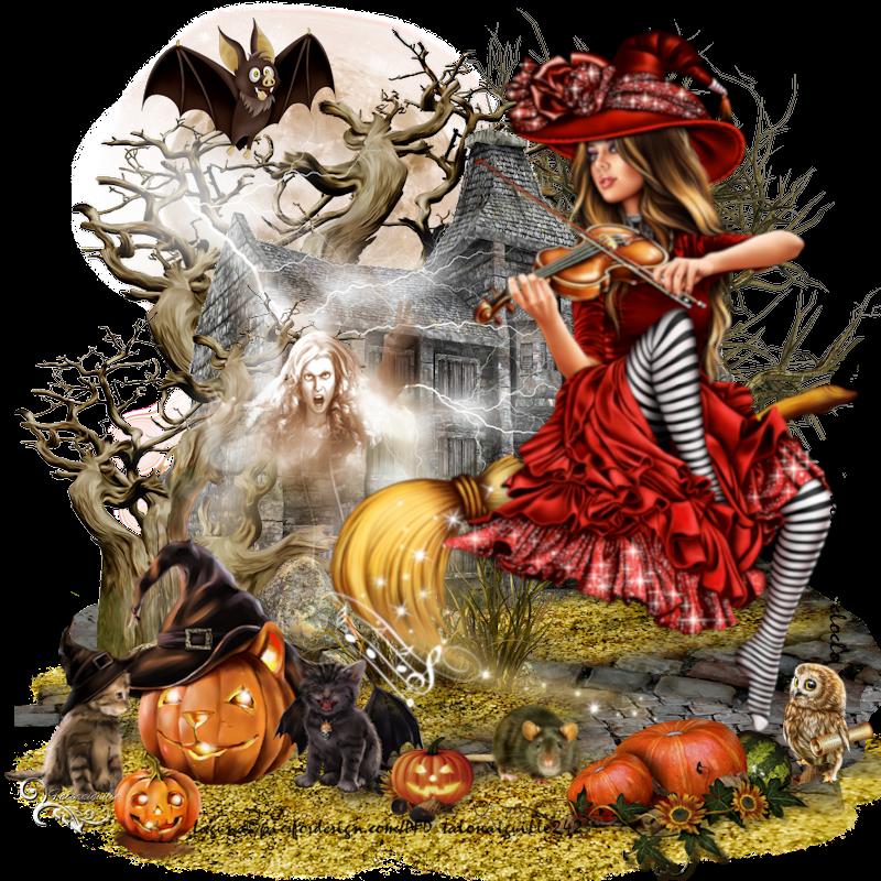 *** music d halloween ***