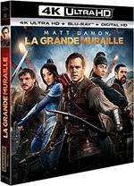 [UHD Blu-ray] La Grande Muraille