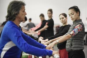 dance ballet class cuba ballet consuelo dominguez