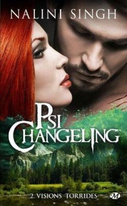 """Psi changeling"" T.2 de Nalini Singh"