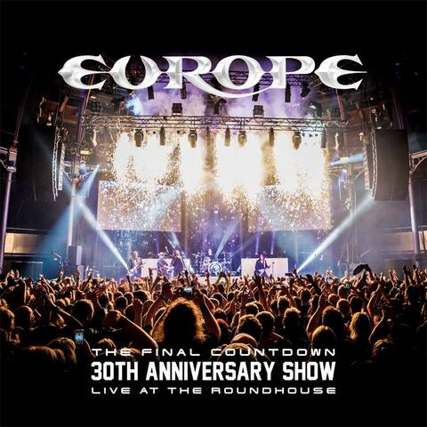 EUROPE - Infos concernant le prochain DVD/Blu-ray/2CD live