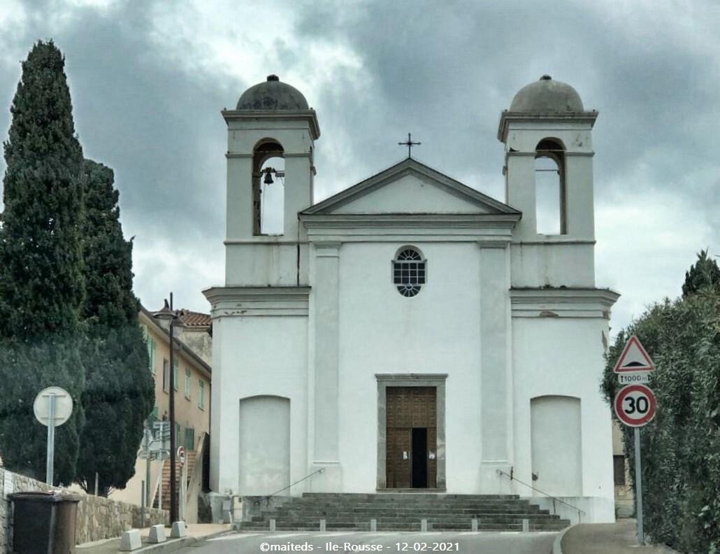 Eglise Notre-Dame de la Miséricorde - Ile-Rousse